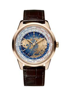 Montre Geophysic Universal Time par Jaeger-LeCoultre