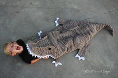This is a PDF crochet pattern for a Bulky T-Rex Blanket! This is one of the most…