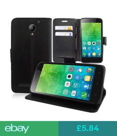 """Cases, Covers, Keyboard Folios Cover Case Walet Video Black For Lenovo C2 K10A40 4G/ Vibe C2 Power 5.0"""" #ebay #Electronics"""