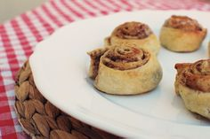 FoodLover: Skořicové šneky