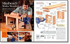 Mini Workbench Works Wonders