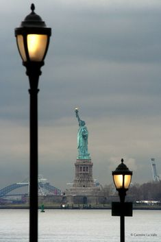 The Statue of Liberty, Manhattan, New York City, USA