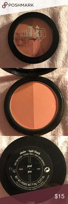 Kat von d shade + light blush Piaf Poe Kat Von D Makeup Blush