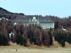 Journey into another world ... Suvretta House St. Moritz