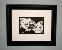 Water Lily by FineArtByLorraine on Etsy, $20.00