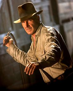 Everyday Disney: Day 136: Indiana Jones...the Fourth One  One can never watch Indy enough times...and I talk a bit about my thoughts while watching the fourth film, Indiana Jones and the Kingdom of the Crystal Skull.