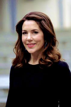 """""""Crown Princess Mary attends a gala dinner in celebration of the Copenhagen Business School's 100th anniversary on March 24th, 2017."""""""