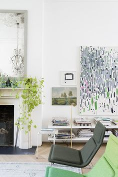 Two+Different+Springtime+Themes+In+Two+Small+Apartments | Interior Design |  Pinterest | Small Apartments, Apartments And Interiors
