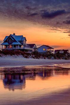 North Topsail Beach, North Carolina