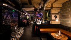 London cocktail club Shoreditch. Unit 12, 29 Sclater Street, London, E1 6HR