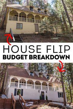 0409e3cafe12ab Budget Breakdown  Cottage House Flip