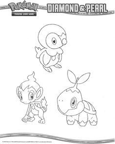 pokemon jotoreagen beginer pokemon coloring pages starter pokemon colour