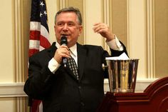 Rep. Steve Stockman of Texas speaking at the 2013 Conservative Political Action Conference (CPAC) in National Harbor, Maryland. Imagine that...DB!