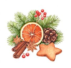 gingerbread cookies and chris stock photo -… Watercolor Christmas illustration. gingerbread cookies and chris stock photo – DIY and crafts Grinch Christmas, Christmas Cookies, Christmas Time, Christmas Crafts, Christmas Decorations, Gingerbread Cookies, Family Christmas, Outdoor Christmas, Christmas Lights