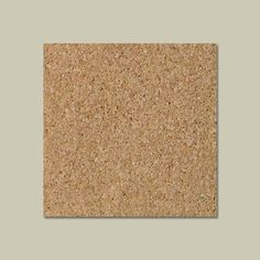 Cover a ceiling in cork for a cozy effect that also absorbs noise. Trim cork sheets to size. Spread adhesive on ceiling, position cork, and roll into place, securing corners with brad nails.     Natural Tan Composition Cork, about $2.49 per square foot, and Forbo adhesive, $9.95 per quart; bangorcork.com