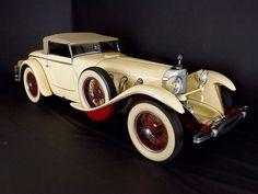 Mercedes-Benz 680S - Torpedo Roadster 1928.