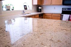 heidi schatze: Kitchen Upgrade: Cambria Quartz