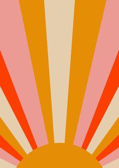 This item is unavailable Sun Art Print - Vintage Sun Print - Solar Star Print - Whimsical Sun Decor - Yellow Sun Art - Retro Poster Print<br> Iphone Wallpaper Vsco, Aesthetic Iphone Wallpaper, Wallpaper Iphone Tumblr Grunge, Cellphone Wallpaper, Aesthetic Backgrounds, Cute Backgrounds, Cute Wallpapers, Vintage Backgrounds, Backgrounds For Pictures