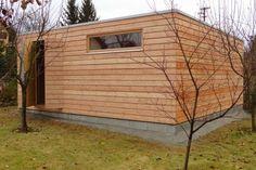 Gartenhaus 5x5 m