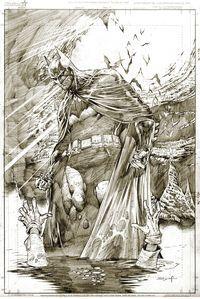 Batman Cave by ardian-syaf.deviantart.com on @deviantART
