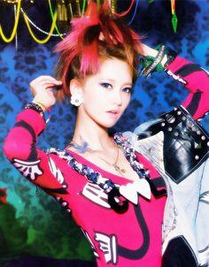 Girls Generation Yoona 'I Got A Boy' 2013