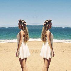 "@beachgirl_s's photo: ""#girl #beach #beachbum #sea #ocean #sand #summer #fashion #cute #lovely #sweet #nice1 #flowercrown #blue #sky #breeze #life #inspiration #surf #nature #love #tumblr #instagood #instafan #tagsforlikes #natural #paradise #peaceful"""
