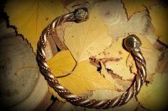Reconstruction of Viking bracelets