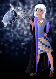 Pin for Later: See the Disney Princesses as Hogwarts Students Kida as Ravenclaw Disney Hogwarts, Harry Potter Disney, Disney And Dreamworks, Disney Pixar, Walt Disney, Disney Characters, Disney Bounding, Disney Cartoons, Disney Fan Art