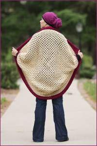 Crochet Tutorial: Granny Square Cardigan | YARNutopia by Nadia Fuad