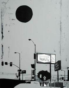 LA Black Sun - Evan Hecox