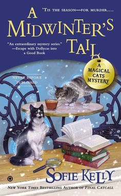 Small-town librarian Kathleen Paulson gets plenty of entertainment from her extraordinary cats, Owen and Hercules. She loves her job and community even if she has been tangled up in some rather strange deaths. But when her guest at a local gala drops dead, Kathleen and her cats will have their hands full trying to solve the murder before the case gets cold.