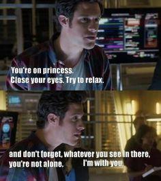 """#Stitchers 1x01 """"A Stitch in Time"""" - Cameron"""