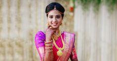 Real Brides Style - Get Inspired From The Real Bride * Priya Vasu *| Bridal Inspiration