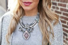 Beautiful fashionable  necklace!!   #fashion #style #necklace #beautiful