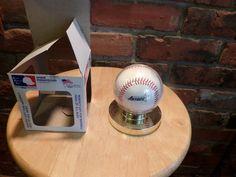 Vintage 1997 Houston Astros souvenir baseball. Team Logo Ball MLB Baseball 1997, Sports Products Corp, 1997 Astros, Houston Astros by Morethebuckles on Etsy
