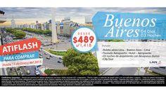 Buenos Aires al mejor precio!