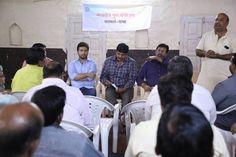 Consultation Meeting with Bajajkhana Chowk, Malarganj & Tilakpath Businessmen_10 #IndoreSmartCity #SmartCity #Indore