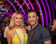 Laura Whitmore and Giovanni Pernice . Strictly Come Dancing. Strictly Come Dancing 2016, Strictly Dancers, Celebrity Gossip, Celebrity News, Kristina Rihanoff, Laura Whitmore, Dance Routines, Self Conscious, Tv Presenters