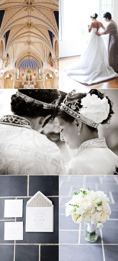 Russian Orthodox wedding ceremony, love the crowns