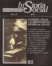 Historia social nº 80 (2014)