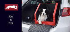 DOGSTYLER Hund sicher sauber im Auto - Hundebox fürs Auto │ dogstyler-shop.de