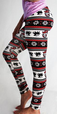 FREE SHIPPING to USA and Canada when you purchase two items Use Coupon Code FREEALL :), Thanks for visiting! These Leggings are made of Polyester