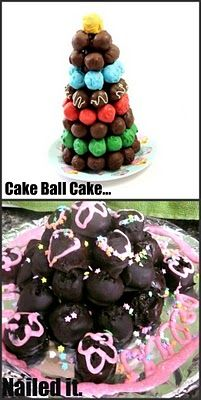 hahaha! some of my pinterest tries are just like this!