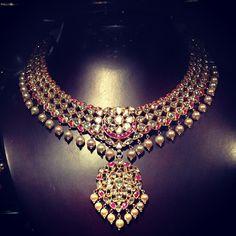 @gempalace #diamonds #rubies #gold just the way we like it #jaipur