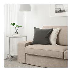 KIVIK Sofa, Hillared beige Hillared beige for the family room