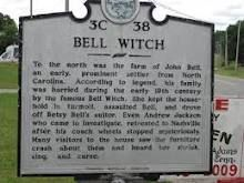 Bell Witch Cave in Adams TN, again not gonna lie I would probably chicken out....