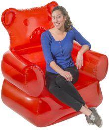 @isabellegeneva Gummy Bear Chair