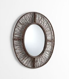 Rossi Mirror design by Cyan Design