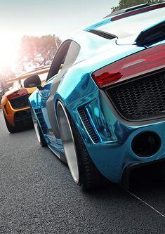 Audi R8 WideBody