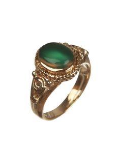 Ethnic Semi-Precious Stone Studded Ring | Rs. 340 | http://voylla.com